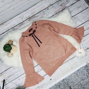 Ivanka Trump The Forest Sweater Tops